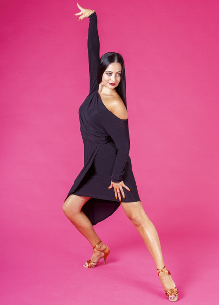 dsi ladies latin dance dress from dancewear for you australia