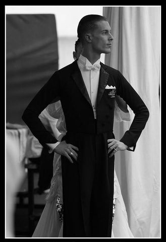 Alfa Fashion Mens Ballroom Tailsuit by Dancewear For You Australia