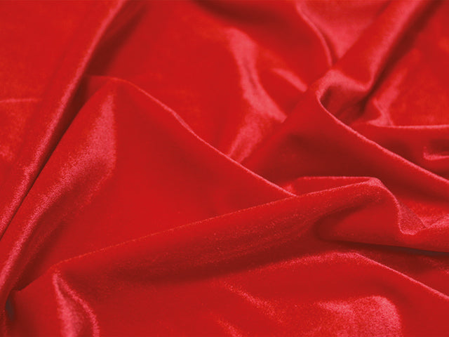 alt text: chrisanne clover smooth velvet fabric stretch smooth velvet dance fabrics australia stretch lightweight dressmaking velvet stretch velvet fabric australia