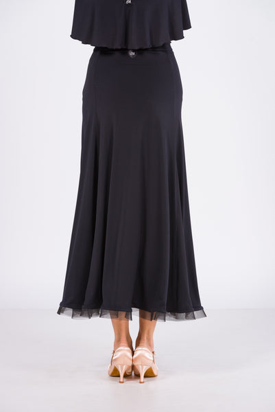 em couture ballroom skirt from dancewear for you australia