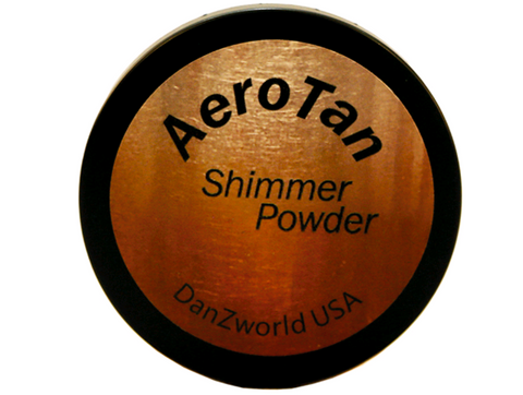 Aero Tan Shimmer Powder