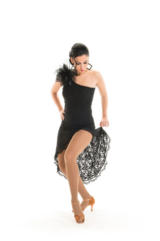Victoria Blitz Latin Dance Dress from Dancewear For You Australia