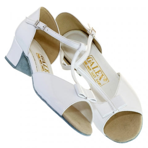 Galex Classic Block Girls Handmade Dance Shoes