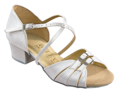 girls white ballroom and latin dance shoes from dancewear for you australia