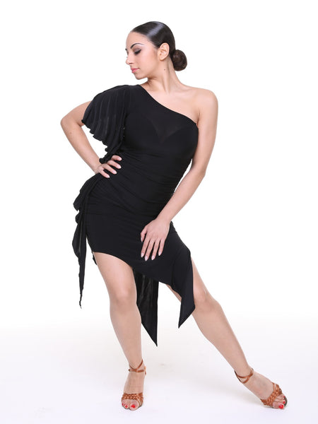 popcon atelier latin dance dress, salsa dress from dancewear for you australia