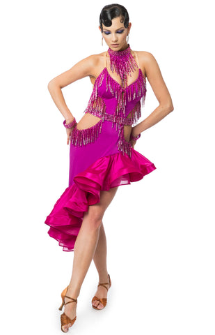 sasuel latin dancesport dance dress latin costume made to measure custom made latin dancesport competition dresses from dancewear for you australia