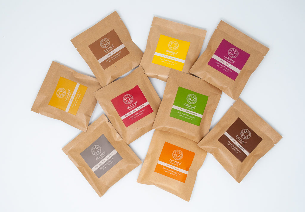 9 Flavor Variety Pack - FREE SHIPPING - ommiesnacks.com