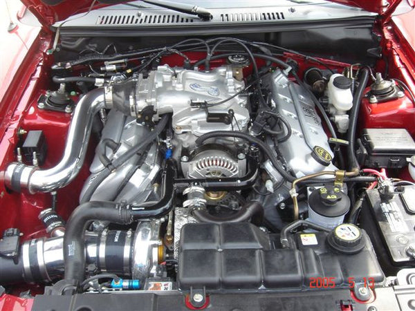 03-04 Mustang Cobra Single Turbo System - 450 to 850 HP