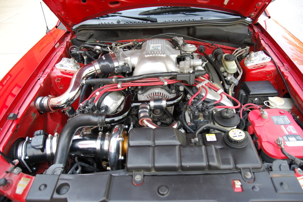 96-98 Mustang Cobra Single Turbo System - 350 to 850 HP