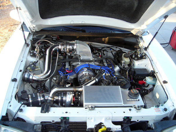 96-98 Mustang GT Single Turbo System - 350 to 850 HP