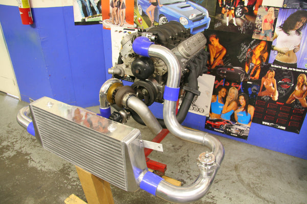 Solid Tech Stage 1 LSx 98-02 F-Body Turbo Kit 600HP