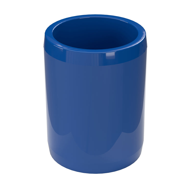 External PVC Furniture Grade Coupler - Pipe Coupling - PVC Pipeworks