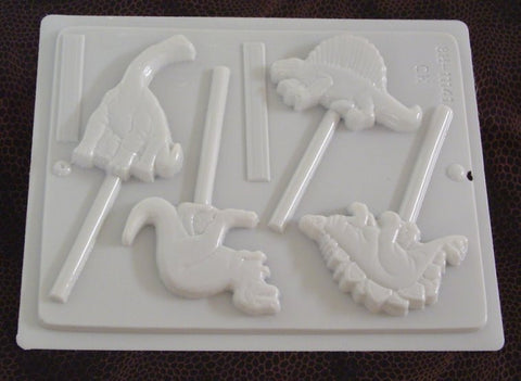 Dinosaur Sucker Mold~ HS-11141