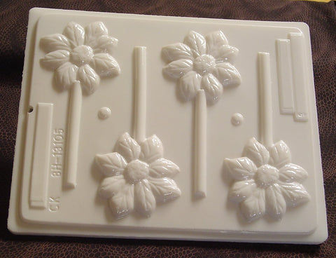 Sunflower Sucker Mold~ HS-13105