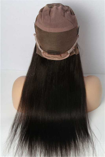 360 Lace Front -  Virgin Human Hair Wig