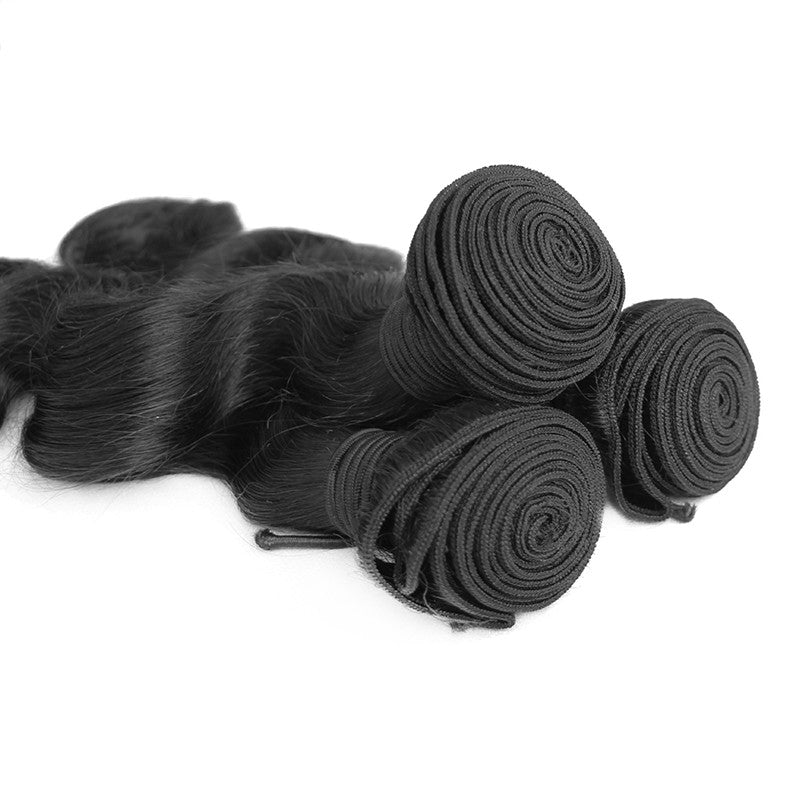Indian Hair Bundles | hair extensions | virgin human hair | brazilian bundle deal | 10 12 14 16 18 20 22 24 26 28 30 inch inches | brazilian | malaysian | peruvian 6a 7a 8a