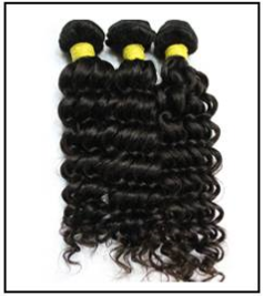 Virgin Brazilian Curly Hair