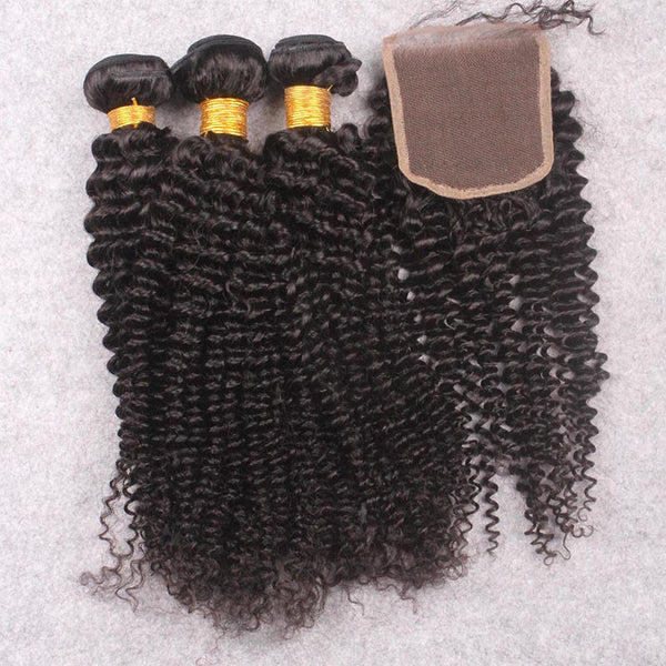 3 bundles and 1 closure | hair extensions | virgin human hair | brazilian bundle deal | 10 12 14 16 18 20 22 24 26 28 30 inch inches | brazilian | malaysian | peruvian 6a 7a 8a