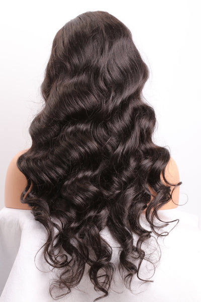 loose wave wig full lace 100% human hair wigs front frontal 360 freestyle part parting virgin brazilian malaysian peruvian indian black african american cheap 7a grade quality 8 inch 10 12 14 16 18 20 22 24 26 inches