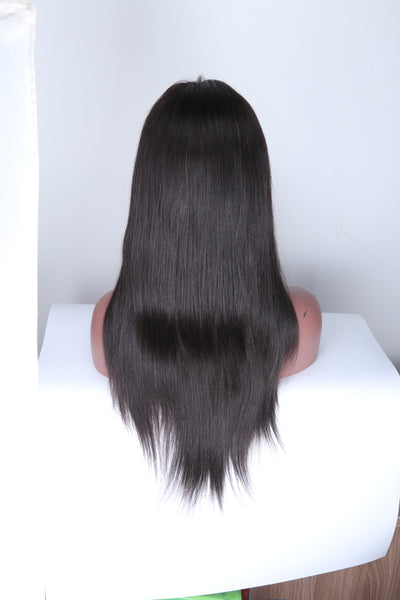 straight full lace human hair wig 130 density 150 frontal wigs 100% virgin 7a grade quality excellent cheap price 8 10 14 12 16 18 20 22 24 26 inches inch in 13x4 13 x 4 13 x 6 4 6
