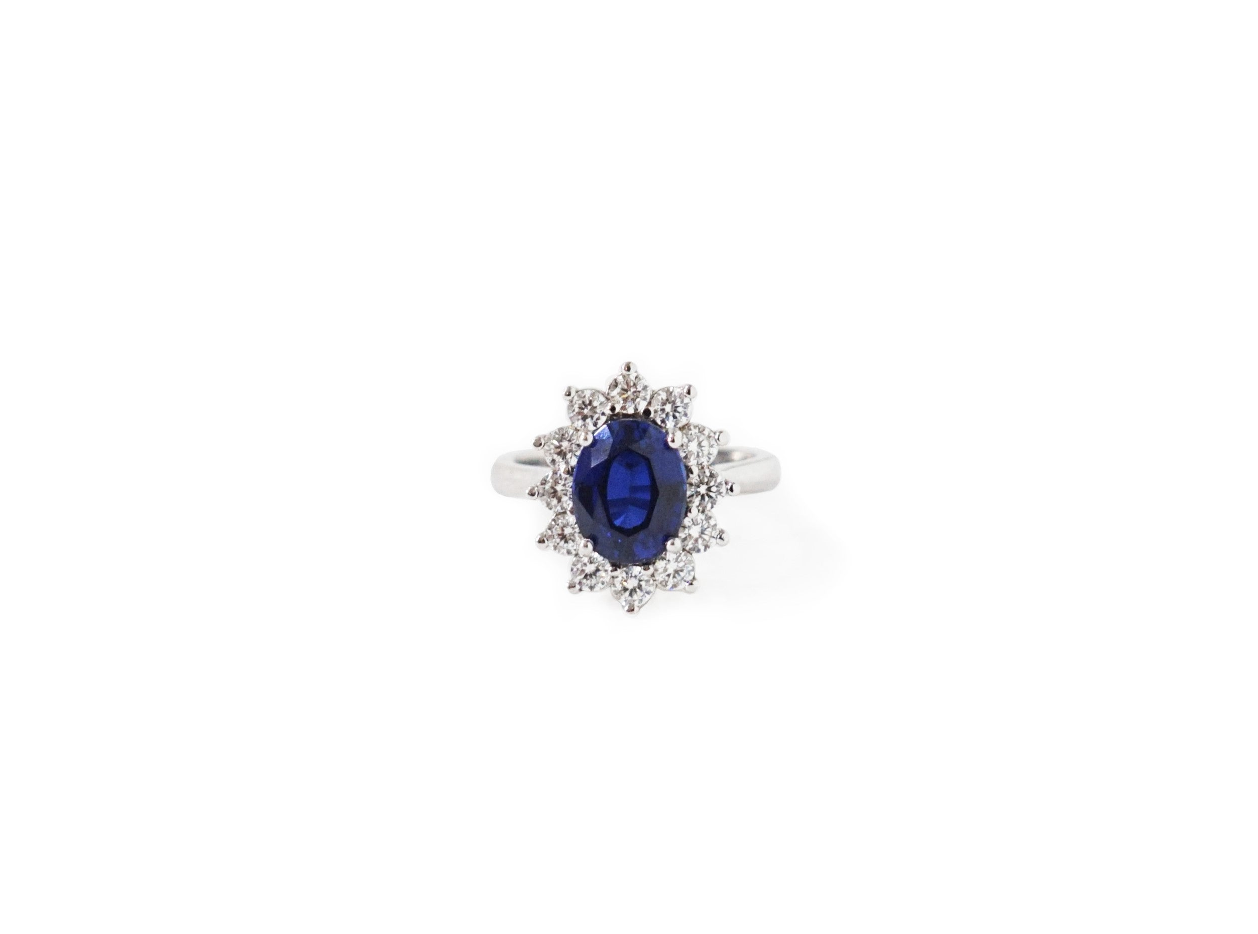 kt white certified gia diamond rings vivid blue ceylon jewellery gold g ring ii ct sapphire value engagement cushion natural cut appraisal