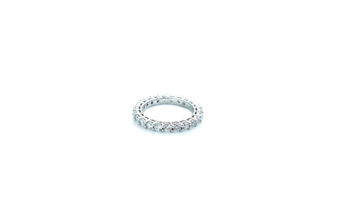 Eternity Band Ring (2.5mmn wide)