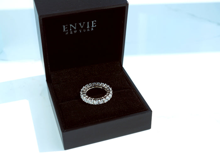 Eternity Band Ring (3.5mm wide)