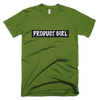 Product Girl Short-Sleeve T-Shirt  (Various Colors)