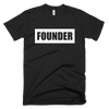 Founder Short-Sleeve T-Shirt (Black)