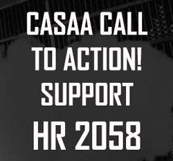 Regulations are in, Petitions are worthless, go support  HR 2058