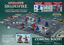 Coming soon - Warhammer Underworlds Shadespire