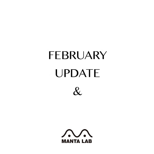 Feb Update & More from John