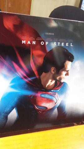 *Man of Steel* Tin-Proof is OUT