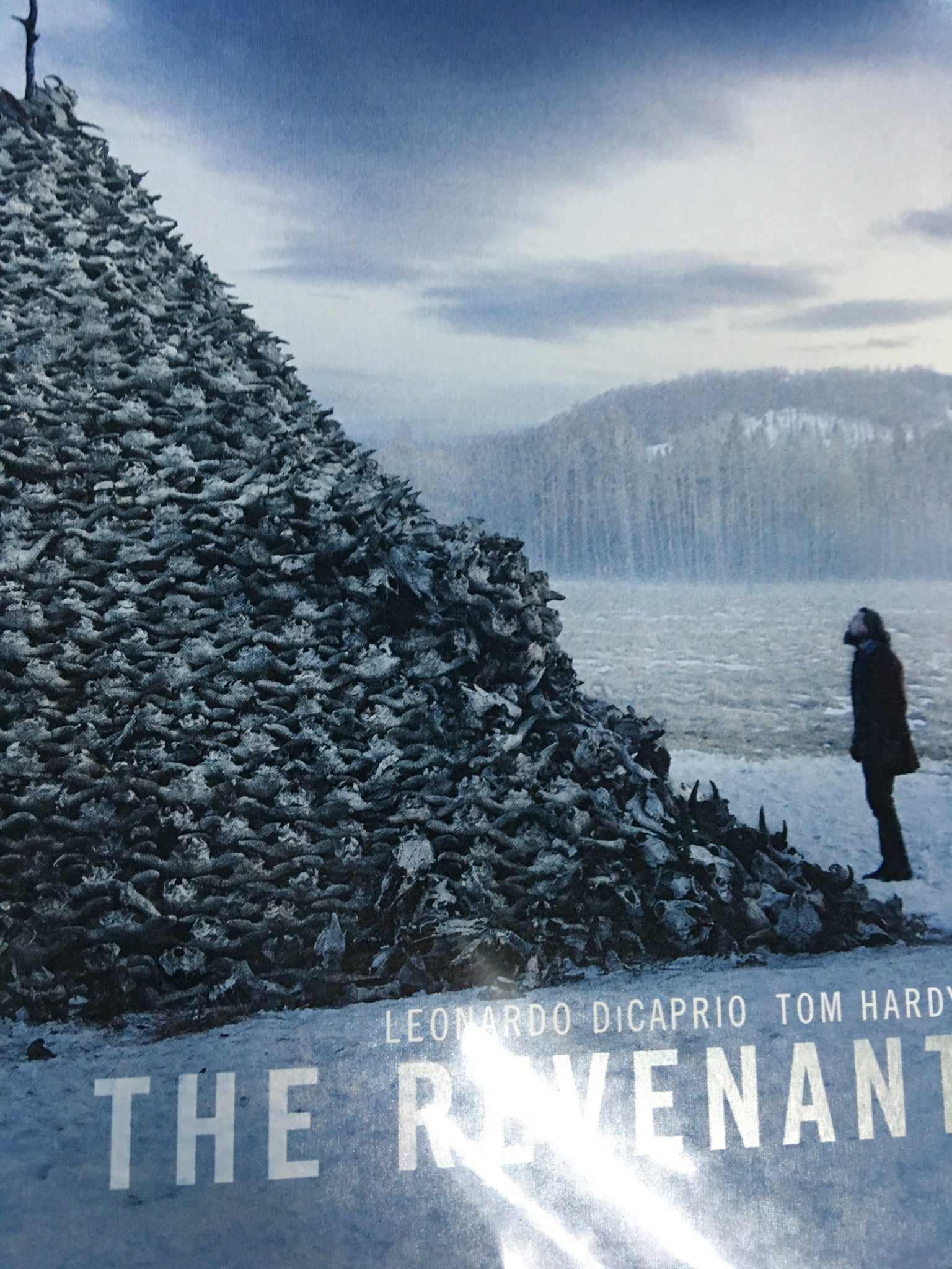 THE REVENANT TIN-PROOF IS OUT