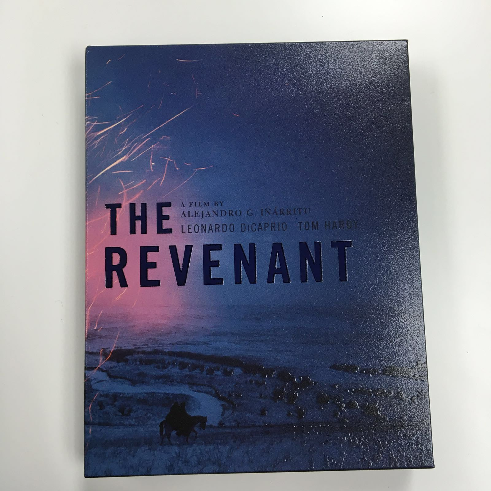 Manta Lab Exclusive Steelbook #002 <The Revenant> Full Slip live pics!