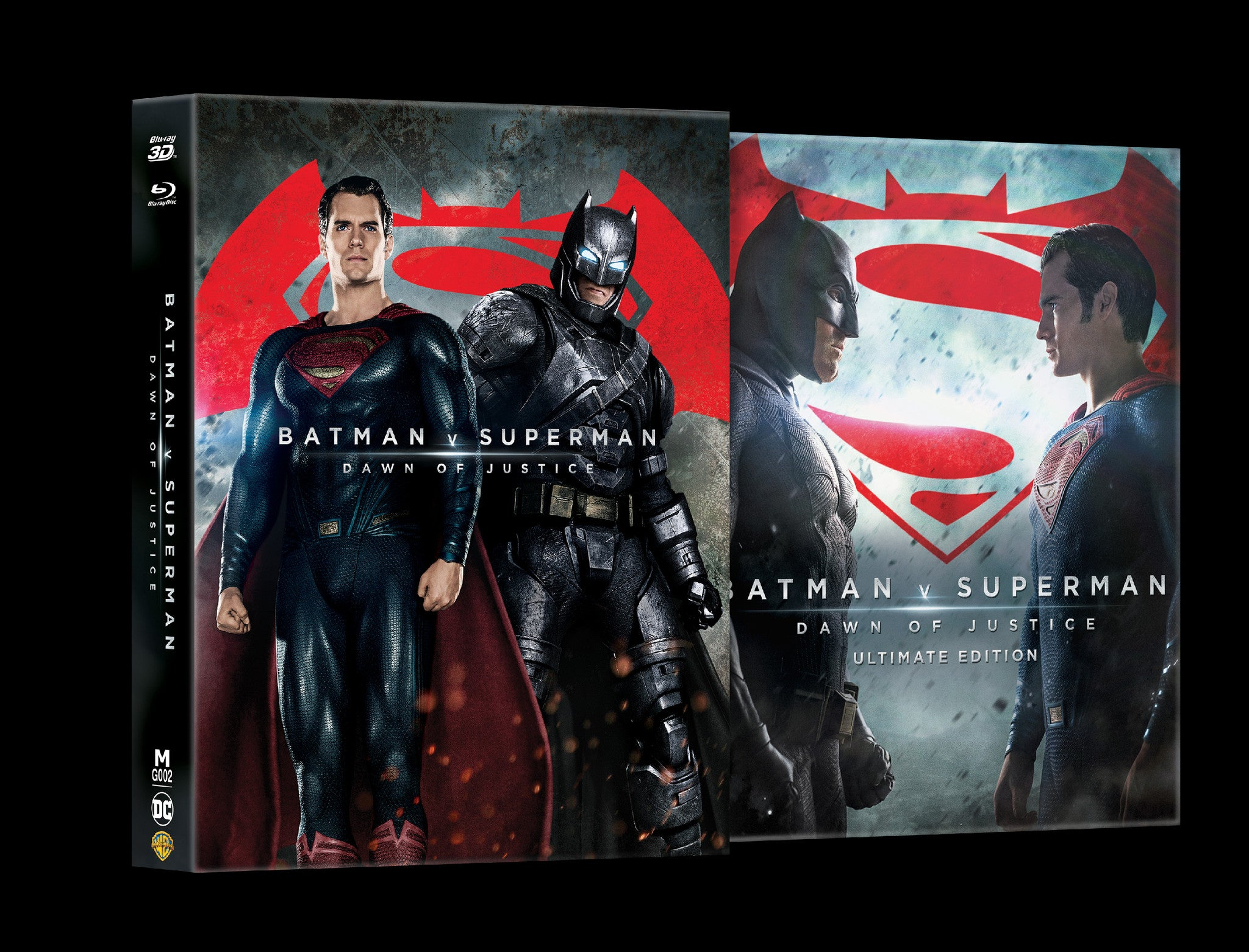 MG2 BATMAN V SUPERMAN DAWN OF JUSTICE STEELBOOK ONE CLICK