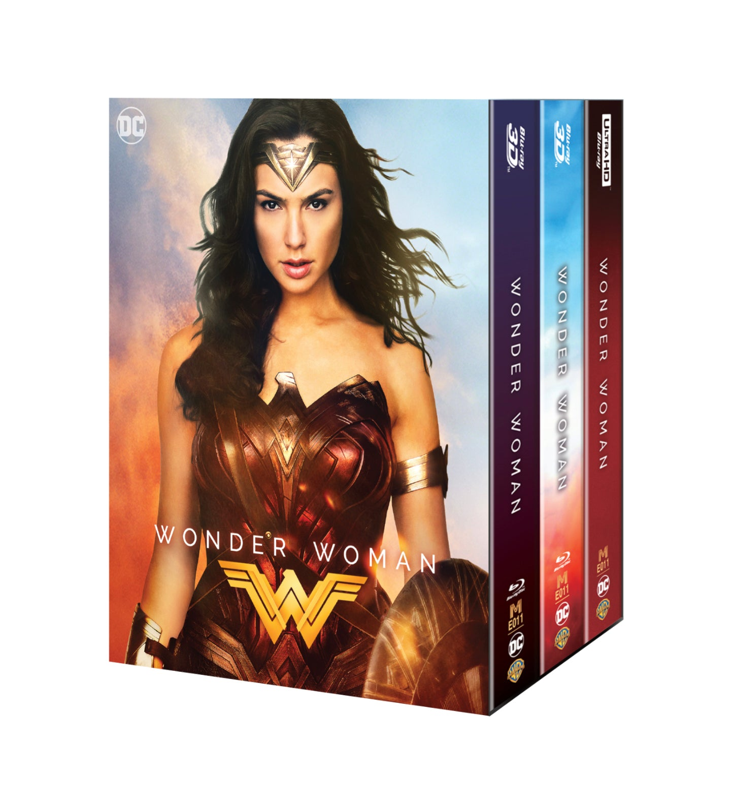 Me 11 Wonder Woman Steelbook One Click