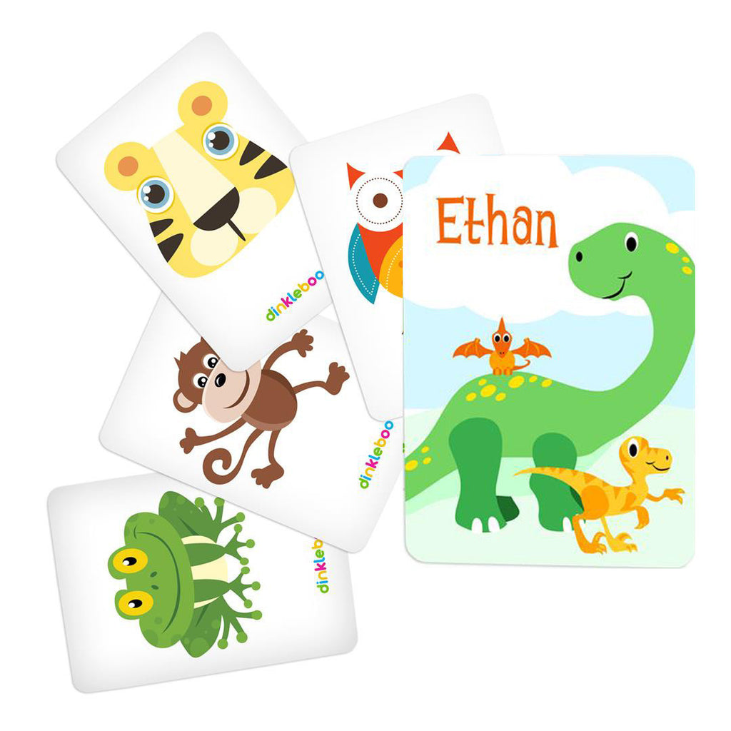 Dino Memory Game Animal Pack 1