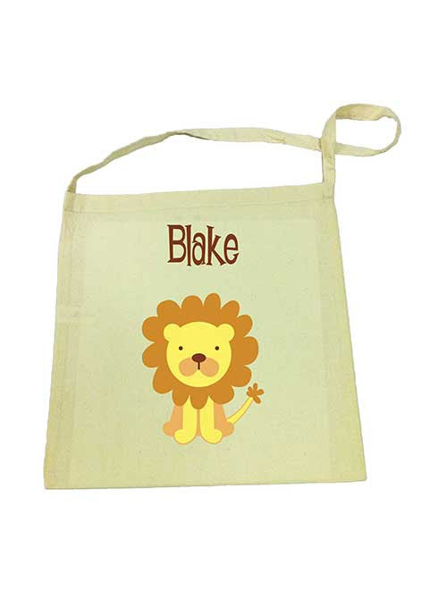 Library Bag - Lion