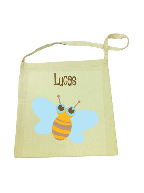 Library Bag - Bee
