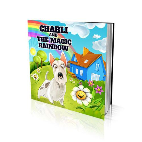 Large Soft Cover Story Book - The Magic Rainbow