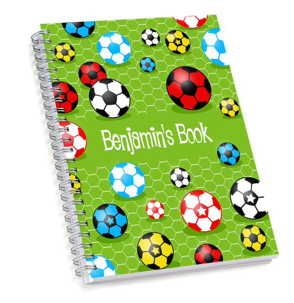 Soccer Sketch Book