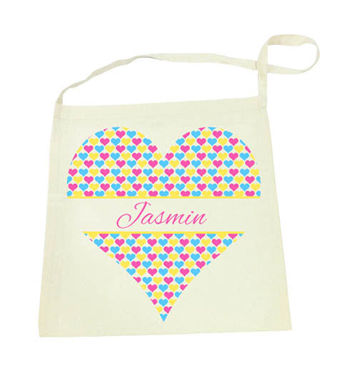 Library Bag - Heart