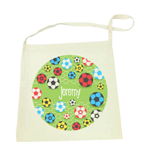 Library Bag - Soccer