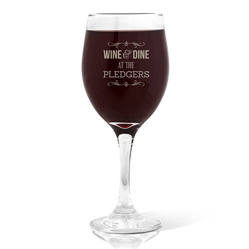 Wine & Dine Design Wine 410ml Glass