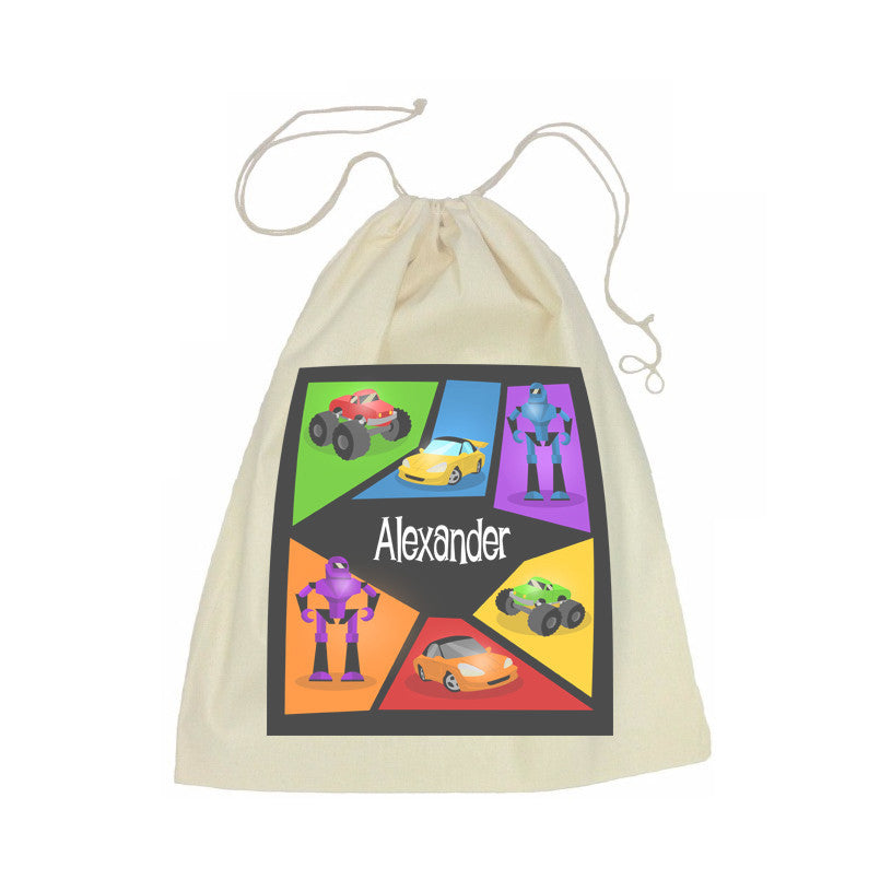Drawstring Bag - Machine