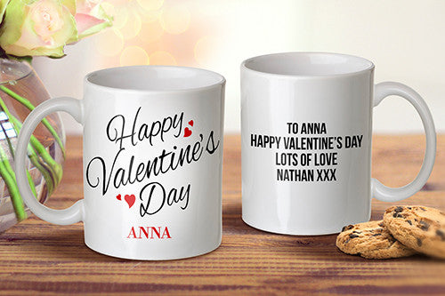 Happy Valentine Mug