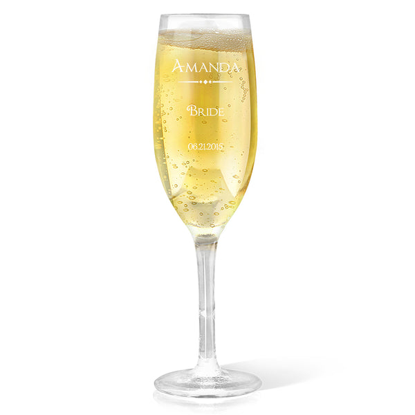 Champagne Glasses for Couples
