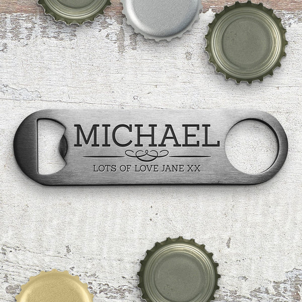 Bottle Openers for Birthdays