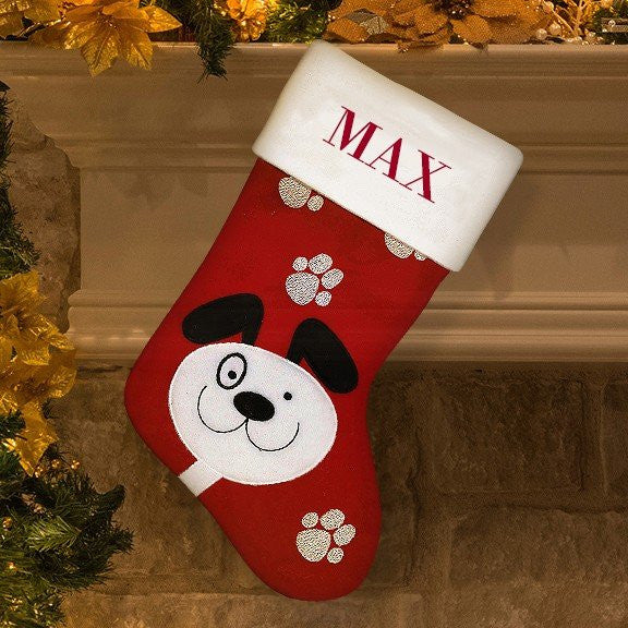 Dog Santa Stocking (Out of Stock)